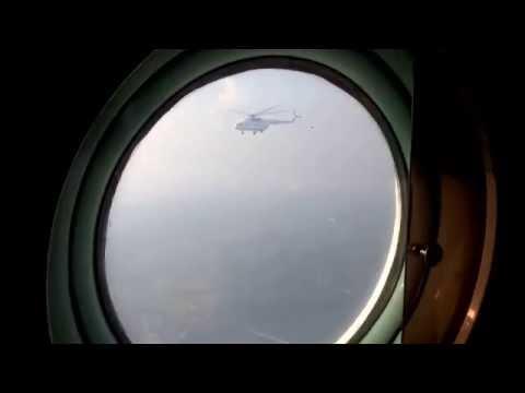 Mil Mi17 Air to Air North Korea Airforce P-867