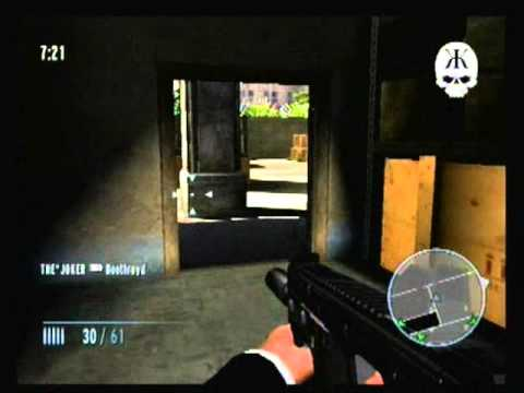 GoldenEye: Clip: What In The Actual F***?