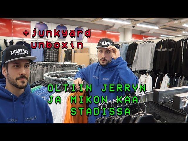 Käytiin Beyond x Sneakerbash resell tapahtumas!