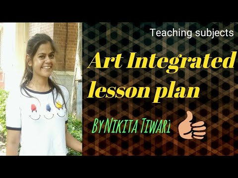 ART INTEGRATED LESSON PLAN