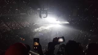 The Weeknd 'Starboy' 2017 tour show opening Tampa FL