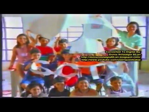 SCTV Station ID NgeTop - PaperCut & Relaxa   Selamat Natal & Tahun Baru {2004 16:9 HD}