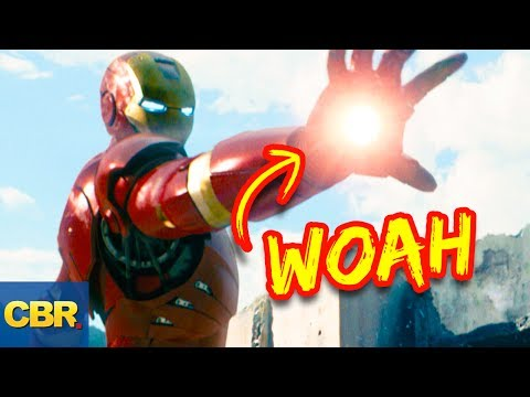 10 Secrets Iron Man Is Hiding About His Superpowers