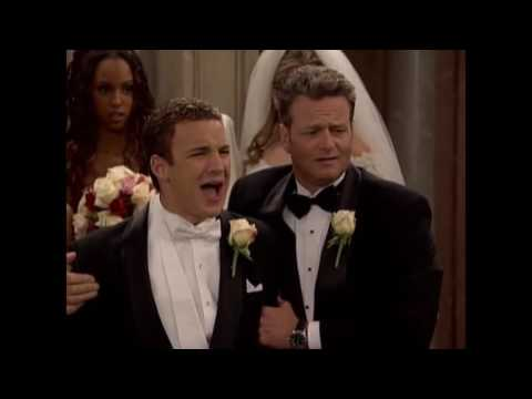 cory and shawn fight on corys wedding day  boy meets world