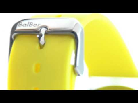 Balber Colorful S White Yellow