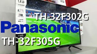 REVIEW LED TV PANASONIC TH-32F305G / TH-32F302G indonesia HD