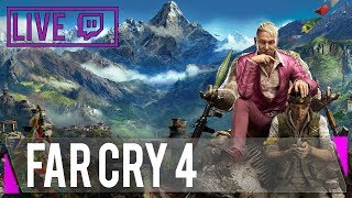 Komplet strażnic / Far Cry 4 #7 [cz. 1/2]
