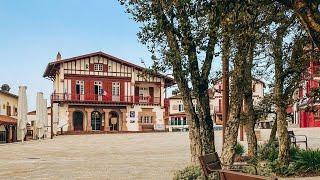 Bidart... Le village basque sur la mer