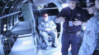 Piasecki H-21 Shawnee Tour - Part 1