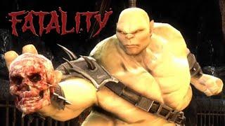 Mortal Kombat All New Fatalities
