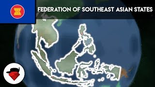 Forming the Federation of Southeast Asian States | Rise of Nations [ROBLOX]