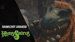 Heavysaurus - Raumschiff Juranoid | Official Video