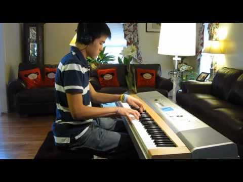 Indescribable (HD Studio Piano Cover) [Joshua Tran Music One-Year Anniversary]