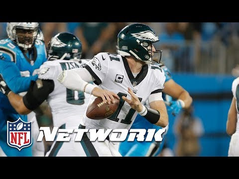 Breaking Down Eagles vs. Panthers Game-Deciding Plays | NFL Instant Playbook