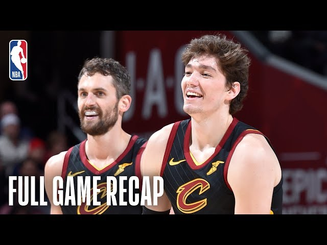 RAPTORS vs CAVALIERS | Cedi Osman, Collin Sexton & Kevin Love Have Big Nights | March 11, 2019