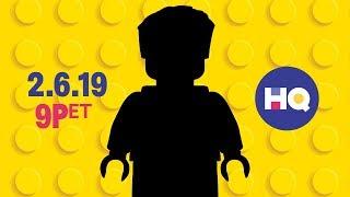 The LEGO Movie 2 - HQ Trivia Night February 6 at 9...
