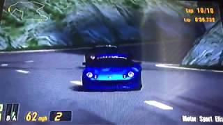 Gran Turismo 3 A-Spec Elise 190, The Lotus Elise Colors Races, Trial Mountain Part 2/2