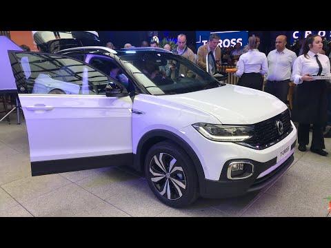 Novo VW T-Cross