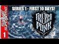 Frostpunk Demo - Gameplay / Let's Play - Episode 1 (City Building Survival Strategy Game 2018)