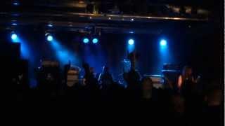 Devil Driver - Pure Sincerity (live @ Club Teatria Oulu Finland 09/02/2013) HD