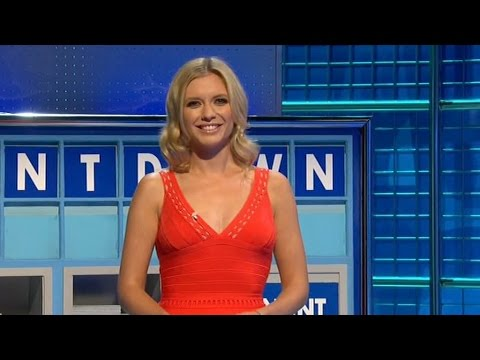 Rachel Riley 8 Out Of 10 Cats Does Countdown 9x05 2016 09 02 2106c Youtube