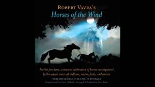 Gambar cover Moonlit Creation - Horses of the Wind #04 - Robert Vavra