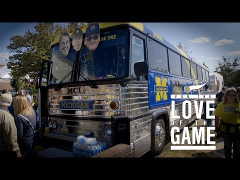 Hop on board Wolverine One - the Mobile Michigan Football Museum