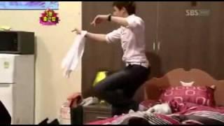 Nichkhun act as drunk person . so cutee ^^ thumbnail