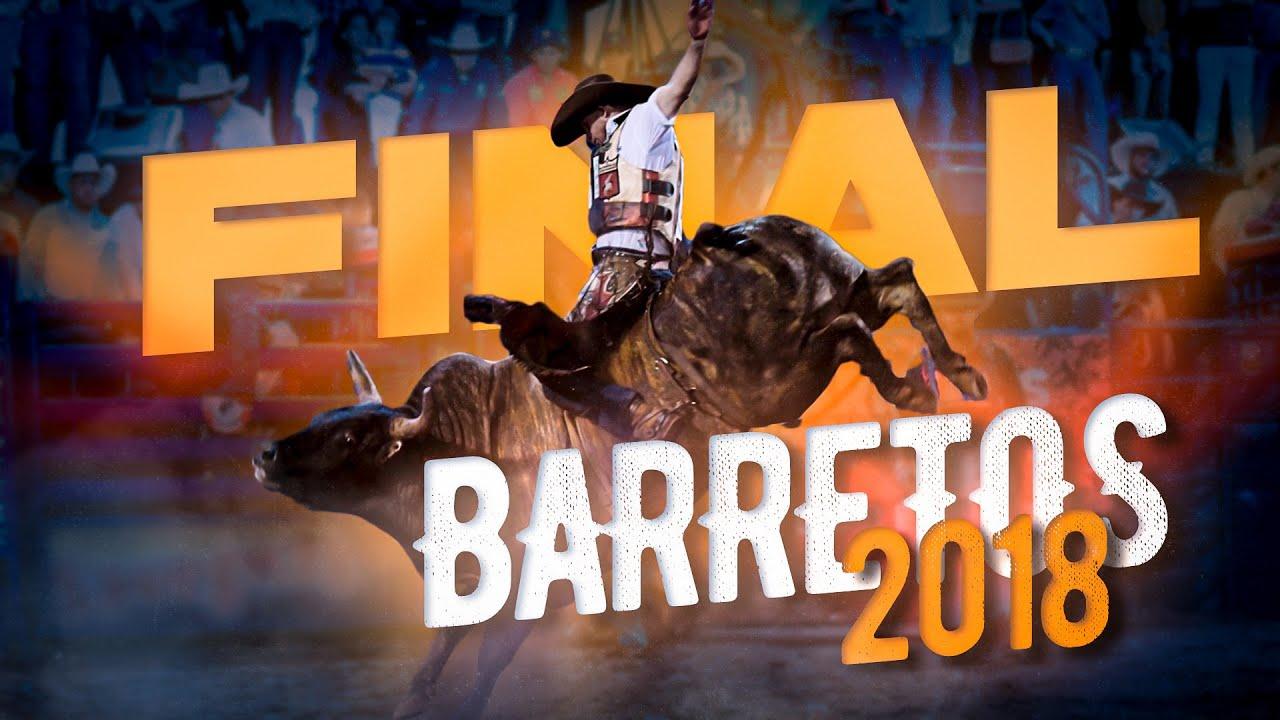 Rodeio De Barretos Final Touros Festa Do Peao De Barretos 2018