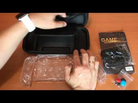 3911a2313ef Pack 11 en 1 iAmer para Nintendo Switch (Funda, carcasa, protector pantalla)