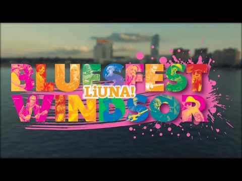 Bluesfest Windsor 2016 Aftermovie