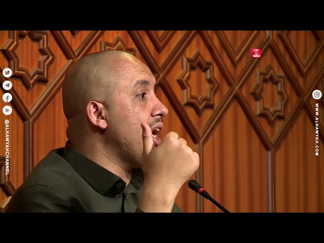 قبة البرلمان   ضعو طارق عفاش تحت المجهر   قناة الهوية