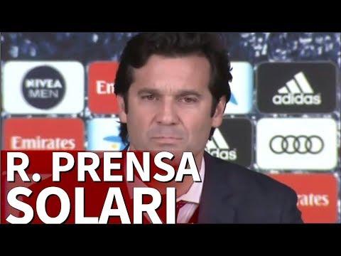 Real Madrid vs. Melilla |Rueda de prensa de Solari | Diario As