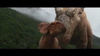 Walking with Dinosaurs 3D (2013) - Official Trailer