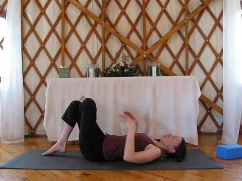 yoga for low back pain  youtube