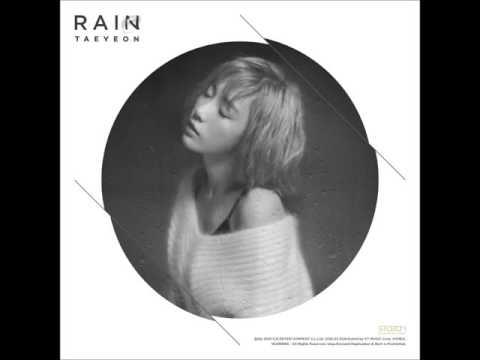 TAEYEON - Rain [MALE VERSION]