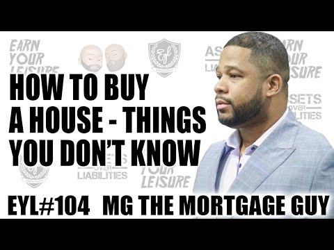 HOW TO BUY A HOUSE - THINGS YOU DON'T KNOW