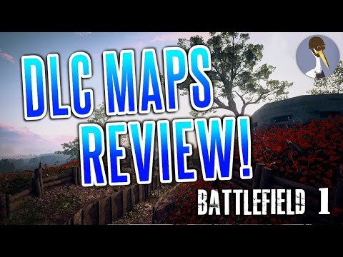 """BF1 Are The DLC Maps Good? 