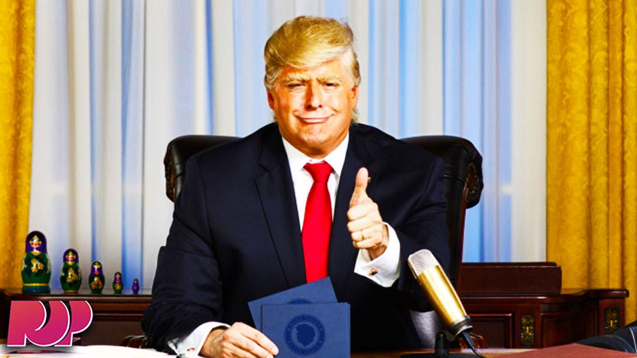 Donald Trump Impersonator Gets His Own Show On Comedy Central