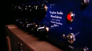 Tegeler Audio Manufaktur Classic Equalizer EQP-1 | Unboxing