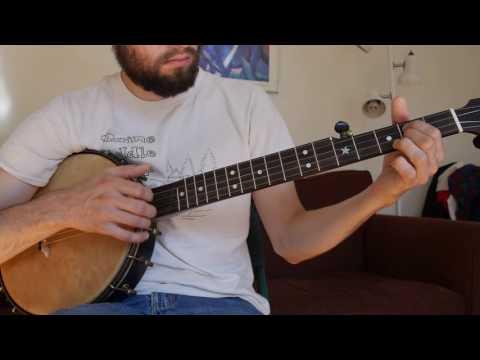 John's Tune - Original Banjo Tune