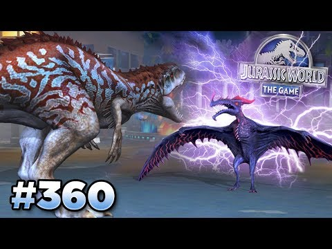 NEW BOSS PHEONIX 44!!! | Jurassic World - The Game - Ep360 HD