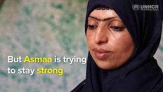 Displaced Mosul war widows live with grief