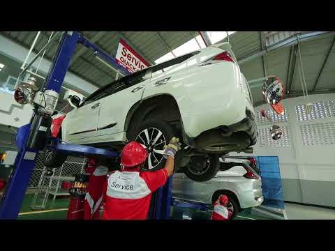 Mitsubishi hadirkan diler kendaraan penumpang pertamanya di Bangka Belitung