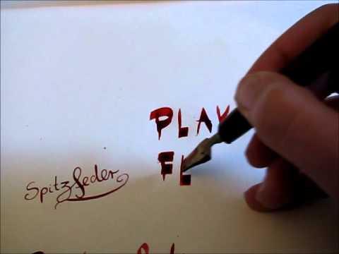 CAOLATOR Kalligraphie Feder Dip Schreibfeder 5 Ersatzspitzen Dip Pen Schreibfeder Set Schreibfeder mit Tintenfass Set Vintage Feder Stift Tinte Set f/ür Schreiben von Alt-Schrift-Braun
