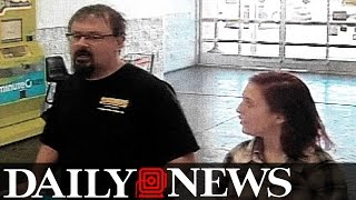 Missing Teen Elizabeth Thomas And Alleged Abductor Seen At A Walmart
