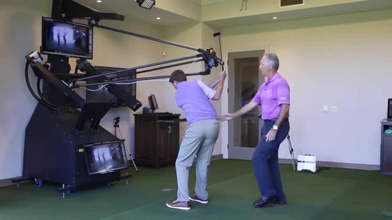 Pebble Beach Golf Academy Tips Amp Tactics Robotic Swing