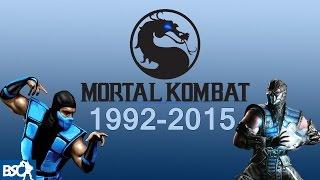 Mortal Kombat - Geçmişten Günümüze (1992-2015)