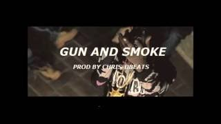 ''Gun and drugs'' Hard Trap/Drill type beat [Prod by Chris-DBeats]