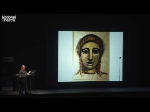 Theatre Design Lecture: Rae Smith - 3D Imagination